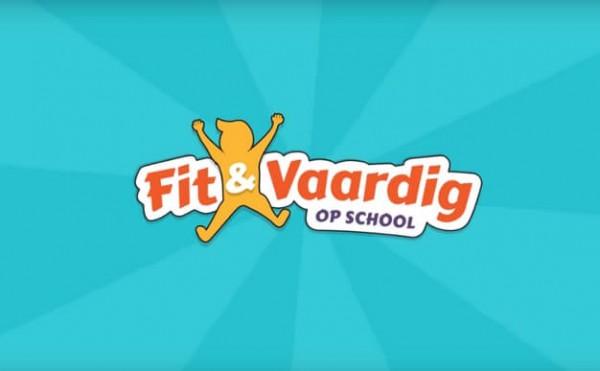 logo fit en vaardig website