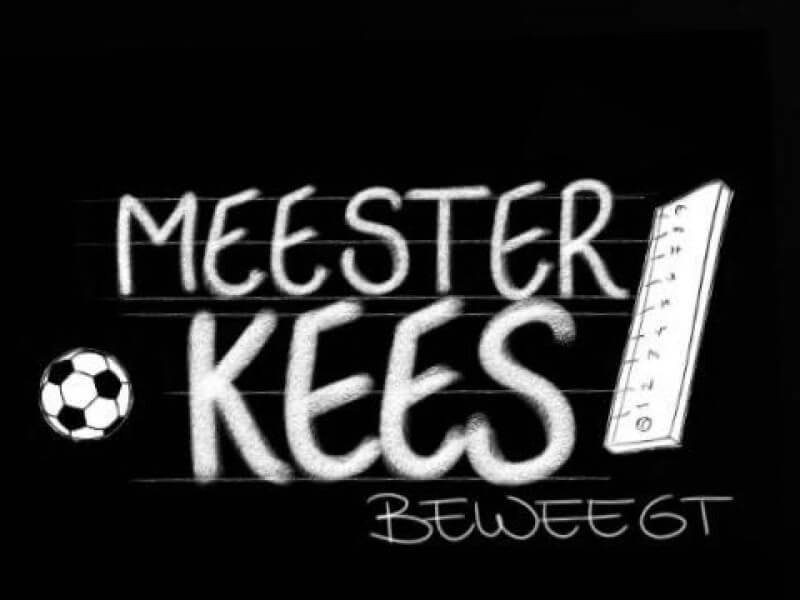 8. Meester Kees beweegt logo